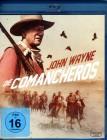 DIE COMANCHEROS Blu-ray - John Wayne Western Klassiker