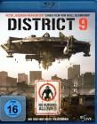 DISTRICT 9 Blu-ray - Blomkamp Kult Alien SciFi