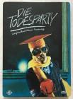 Die Todesparty - uncut DVD - rarer 80s Slasher Steelbook