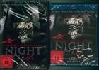 10x Night Claws - Die Nacht der Bestie - Blu-Ray + DVD