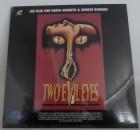 Two Evil Eyes - Pal-  (Laser disc)