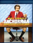 ANCHORMAN Die Legende von Ron Burgundy BLU-RAY Will Ferrell