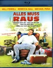 ALLES MUSS RAUS Blu-ray - Top Comedy Will Ferrell