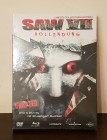 SAW VII -- Vollendung Medieabook - Blu ray Uncut *NEU&OVP*