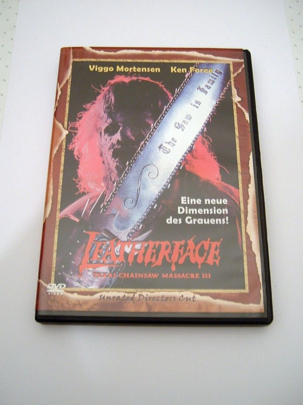 Leatherface - Texas Chainsaw Massacre 3