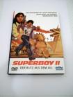 Superboy 2 - Der Blitz...(kleine Buchbox,Teil 1 & 2 auf DVD)