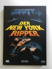 Der New York Ripper Mediabook XT Video Cover A