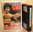 Der Letzte Kampf der Todeskralle VHS Pacific Video Bruce Lee
