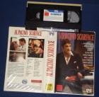 Scarface VHS CIC Al Pacino Brian De Palma