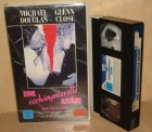 Eine Verhängnisvolle Affäre VHS CIC Michael Douglas