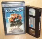 Airwolf Eine Unschlagbare Waffe VHS CIC Rarität