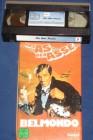 Das As Der Asse VHS CIC Taurus Belmondo Erstauflage Rarität