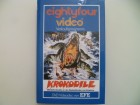 KROKODILE   - Retro ITT Video Box - SELTEN