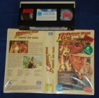 Indiana Jones und der Tempel Des Todes VHS Harrison Ford CIC