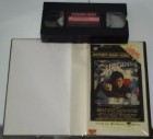 Superman 1 VHS Solar Video Richard Donner