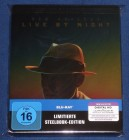 Live by Night-Limited Edition Ben Affleck Blu-ray Steelbook