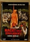 Nackt und zerfleischt Cannibal Holocaust kleine Hartbox