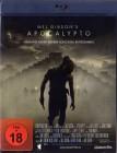 Apocalypto Blu Ray uncut