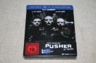 Punisher 1-3 Limited Metal Pack Steelbook Edition Blu ray