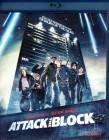 ATTACK THE BLOCK Blu-ray- Briten SciFi Fun Action Nick Frost