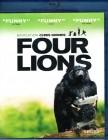 FOUR LIONS Blu-ray - böse Briten Terroristen Komödie