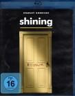 SHINING Blu-ray- Jack Nicholson Stanley Kubrick Stephen King
