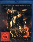 ONG BAK 3 Blu-ray - Tony Jaa Martial Arts Asia Action
