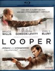 LOOPER Blu-ray - genialer SciFi Thriller Bruce Willis