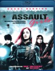 ASSAULT GIRLS Blu-ray Asia SciFi Action Mamoru Oshii