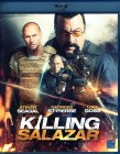 KILLING SALAZAR Blu-ray - Steven Seagal Action Thriller