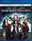 SNOW WHITE & THE HUNTSMAN Blu-ray - Chris Hemsworth Fantasy