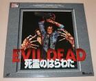 Evil Dead Japan Laserdisc