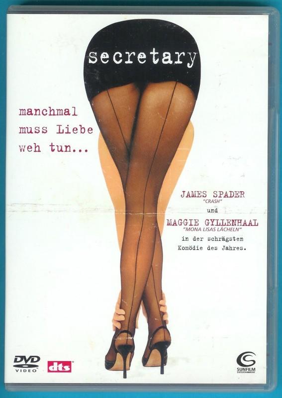 Secretary DVD James Spader, Maggie Gyllenhaal s. g. Zustand
