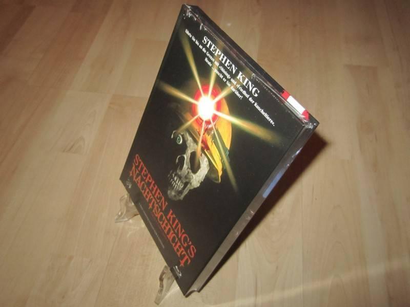 Nachtschicht - Limited 84 Mediabook 132/666 Cover A Neu/Ovp