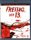FREITAG DER 13. Teil 3 Special Edition Bluray Deutsch uncut