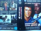 Lethal Weapon 2  ... Mel Gibson, Danny Glover ...  VHS !!!