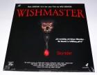 Wishmaster (Laser disc)