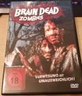 DVD 'Brain Dead Zombies' - aus Sammlung!