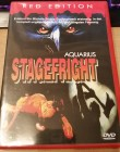 DVD 'Stage Fright - Aquarius' - Red Edition