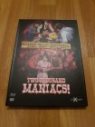 Two Thousand Maniacs Blu Ray Disc & DVD Mediabook