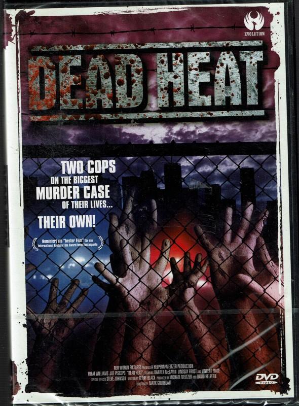 Dead Heat - Treat Williams, Joe Piscopo, Vincent Price - Neu