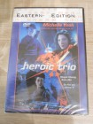 Heroic Trio Eastern-Edition DVD Michelle Yoah (Bond-Girl)