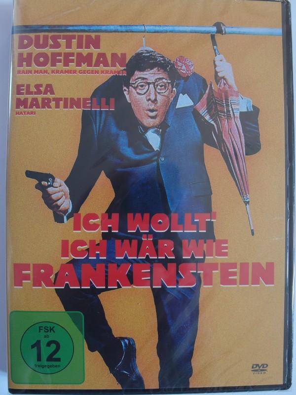Ich wollt ich wär wie Frankenstein - Dustin Hoffman, Mafia