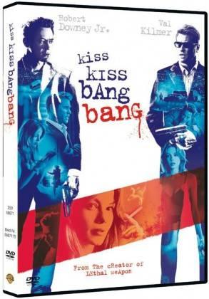 Kiss Kiss Bang Bang DVD Val Kilmer, Robert Downey Jr.