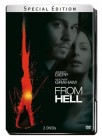 From Hell (Special Edition) 2 DVDs Steelbook Johnny Depp