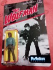 THE WOLFMAN - DER WOLFSMENSCH - FUNKO REACTION RETRO FIGUR