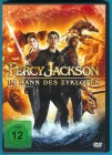 Percy Jackson - Im Bann des Zyklopen DVD Logan Lerman NEUW.