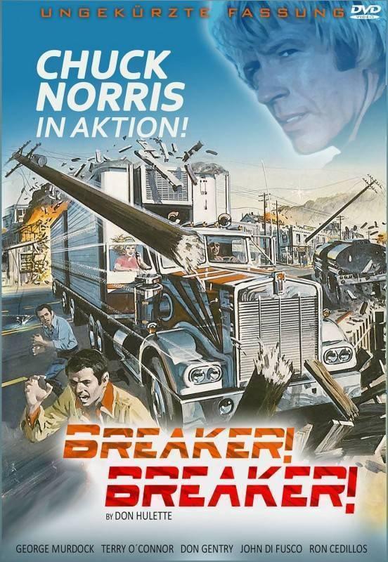 Breaker Breaker Uncut   LETZTES EXEMPLAR