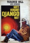 Gott vergibt - Django nie DVD Terence Hill, Bud Spencer