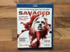 SAVAGED UNCUT BLU RAY
